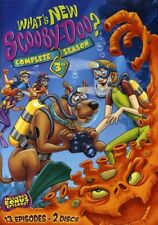 What's New Scooby-Doo: The Complete Third Season [New DVD] Dubbed, Subtitled,