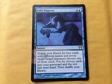 Misprint Gifts Ungiven Champions of Kamigawa Blotch MTG Magic Card