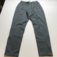 Adidas Gray Mens Athletic Workout Pants Size Medium A1833