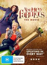 Absolutely Fabulous - The Movie (DVD, 2016) new, sealed