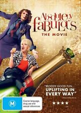 Absolutely Fabulous - The Movie (Dvd) Comedy, Crime - Jennifer Saunders