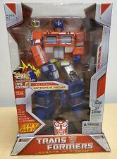 Hasbro Transformers 20th Anniversary DVD Edition Optimus Prime