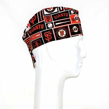 Mlb San Francisco Giants Theme Scrub Hat