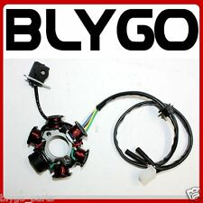 6 Coil Pole Magneto Flywheel Stator GY6 125cc 150cc PIT Quad Dirt Bike ATV Buggy