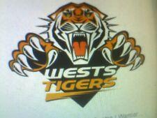 Wests Tigers NRL Team Sets **Various Years** Select/ESP/Dynamic