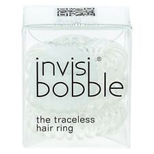Invisibobble Haargummi Crystal Clear 3 St