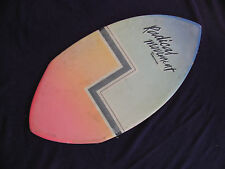 """Radical Movement Vintage Skimboard - 45"""" x 22.5"""" Classic XO For The EcoSurfer"""