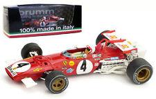 Brumm R313-CH Ferrari 312B Winner Italian GP 1970 - Clay Regazzoni 1/43 Scale