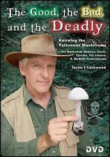 The Good, The Bad, and the Deadly, DVD, Mushrooms, Photo/Film, Taylor Lockwood