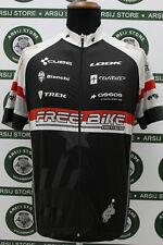 maglia ciclismo BIANCHI GIESSE TG XL C198 bike shirt maillot trikot jersey