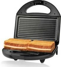 Piastra per Panini Toast Bistecchiera Tostapane Griglia Grill Sandwich Elettrico