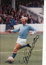 Francis LEE SIGNED 12x8 Photo HAND SIGN Autograph Manchester City