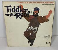 Fiddler On The Roof Original Motion Picture Soundtrack Double LP Vinyl Record