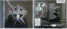 BLACK ROSE - S/T Hard Rock Sweden Cd Rare Domain Rare