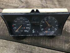 VW GOLF MK2 JETTA PETROL 220km-Speedometer instrument cluster tacho