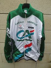 Veste cycliste CREDIT AGRICOLE Nalini hiver Jacket Winter LOOK 5 XL