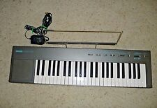 Vintage Yamaha PSR-15 Piano Keyboard Bundle w/ AC Adapter & Music Sheet Holder