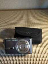 Panasonic LUMIX DMC-FX9 6.0MP Digital Camera - Silver TESTED