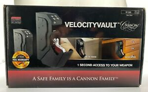 Cannon Vault Safe, VelocityVault VV500 Gun Safe, 1-Second Access To Your Weapon