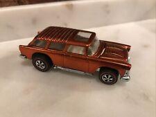 Hotwheels Redline Classic Nomad Orange With White Interior Minty