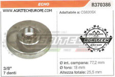 Pièces et accessoires pignons ECHO pour tronçonneuse électrique