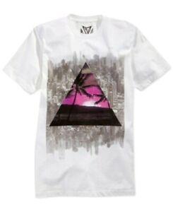 Univibe City Beach T-Shirt Large White