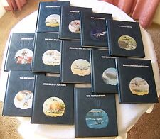 Time Life Books: The Epic of Flight series - 12 Volumes