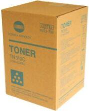 Konica Minolta Genuine TN310C Cyan Copier Toner Cartridge TN-310C/C 4053-703