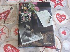 A LA TABLE DE GEORGE SAND / CHRISTIANE SAND  / 1988