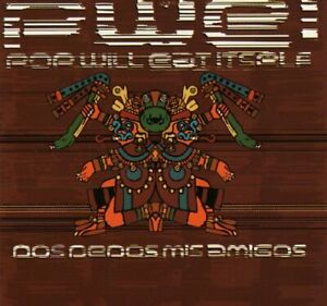 Pop Will Eat Itself - Dos Dedos Mis Amigos - Pop Will Eat Itself CD 4XVG The The