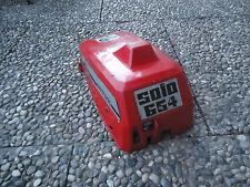 Haube für Kettensäge Motorsäge Solo 654 - gebraucht