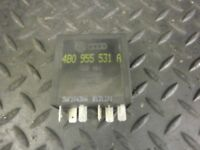 2002 AUDI A3 1.6 SPORT 5DR WINDSCREEN WIPER RELAY 4B0955531A