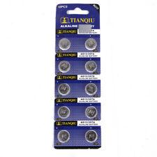 10PCS AG13 LR44 SR44 Multipurpose Button Coin Cell Pack Alkaline Batteries HIGH