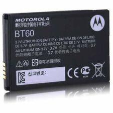 Original Motorola BT60 Voltage: 3.7V Lithium Ion (LI-ION)