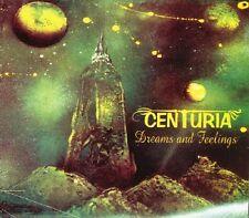 CENTURIA  Dreams And Feelings  - CD - Cardboard Sleeve (Stoa)
