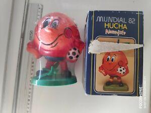Mascot world cup 1982 naranjito mundial