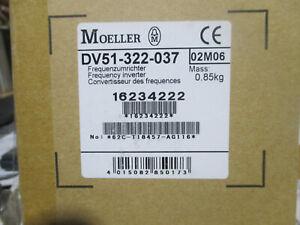 Moeller frequency inverter Model DV51-322-037  VFD