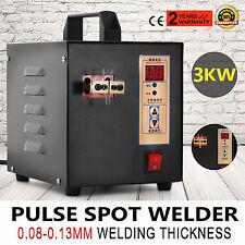 Hand-held Pulse Spot Welder Welding Machine for 18650 Battery Pack 220V AU !
