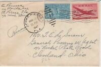 united states 1947 special delivery  stamps cover ref 20000