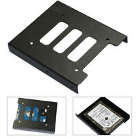 New 2.5 inch to 3.5 inch Hard Drive Bracket SSD Solid State Disk Caddy Tray Prec
