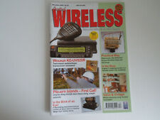 WOUXUN KG-UV920R REVIEW- PRACTICAL WIRELESS MAGAZINE..RADIO-SPARES-IRELAND