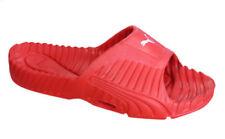 Sandales et chaussures de plage rouges PUMA pour homme