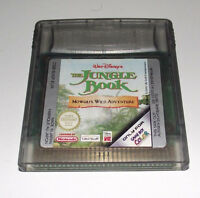 The Jungle Book Nintendo Gameboy Color Cartridge Preloved