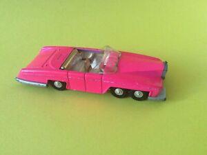 Vintage Dinky Toys #100 Lady Penelope's FAB 1 Thunderbirds (Rolls-Royce) 1:43
