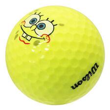 240 Wilson SpongeBob SquarePants Mix Mint Recycled Used Golf Balls