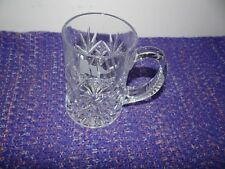 Harry Secombe Golf Classic Heavy Glass Tankard