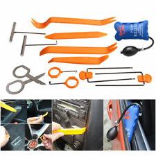 13x Car Radio Panel Removal Open Pry Plastic Repair Tools Window Door Pump Wedge