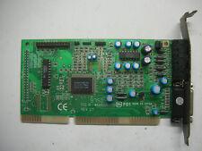 Avance Logic MAA8S280005 REV 2.1 ALS100 Plus+ MIDI ISA