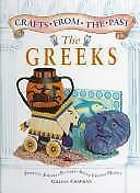 The Greeks (Crafts from the Past)-ExLibrary