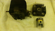 *VINTAGE 1974 ARCTIC CAT KITTY KAT SNOWMOBILE MOTOR CYLINDER/PISTON/HEAD